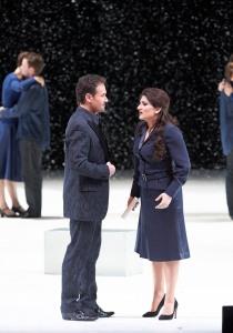 Mariusz Kwiecień & Dinara Alieva © Wiener Staatsoper / Michael Poehn
