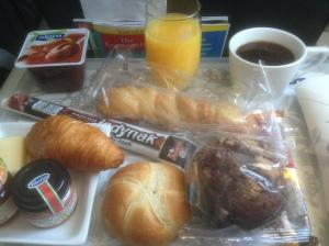 LOT Breakfast