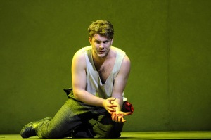 Stanislas de Barbeyrac as Arbace in Martin Kušej's production of Idomeneo © ROH.Catherine Ashmore 2014