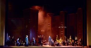 La Clemenza di Tito at the  Théâtre des Champs-Elysées © Vincent Pontet