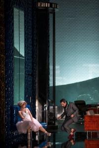 Julie Mathevet (Zerlina), Jean-Sébastien Bou (Don Giovanni) © Bernd Uhlig