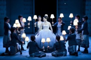 As Cendrillon at De Munt
