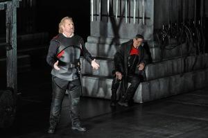 Gregory Kunde, Francisco Vas ©Toni Bofill/Gran Teatre del Liceu