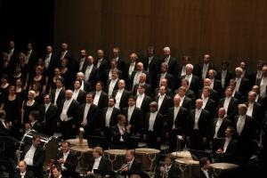 Staatsopernchor Stuttgart, Philharmonia Chor Wien, Berliner Philharmoniker Photo: © Xenia Varelas