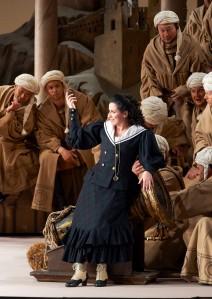Anna Bonitatibus (Isabella) (c) Wiener Staatsoper / Michael Pöhn