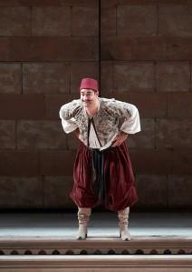 Ildar Abdrazakov (Mustafà) (c) Wiener Staatsoper / Michael Pöhn