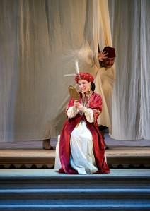 Anna Bonitatibus (Isabella), Ildar Abdrazakov (Mustafà) (c) Wiener Staatsoper / Michael Pöhn