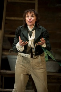 Anna Bonitatibus in Le nozze di Figaro, The Royal Opera © ROH/Bill Cooper, 2012