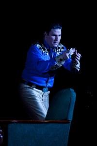 As Ford in Giuseppe Verdi - Falstaff Teatro alla Scala, Milano - 2013 © Marco Brescia