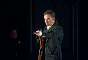 Mariusz Kwiecien as Count Almaviva in the Royal Opera's Le Nozze di Figaro in 2010 © Clive Barda / Royal Opera House / ArenaPAL