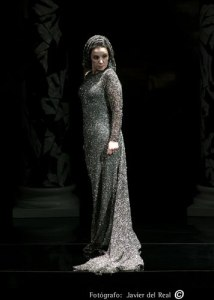 As Ottavia at the Teatro Real © Javier del Real