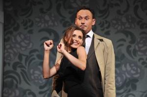 Valentina Naforniţă & Mariusz Kwiecień Photo: © A Bofill/Gran Teatre del Liceu