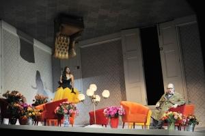 Pretty Yende & Roberto de Candia. Photo: © A Bofill/Gran Teatre del Liceu