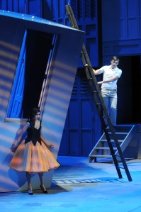 Valentina Naforniţă & Juan Francisco Gatell.  Photo: © A Bofill/Gran Teatre del Liceu