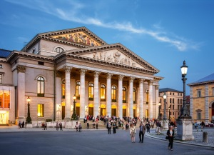 The Nationaltheater, home of the Bayerische Staatsoper © Wilfried Hösl