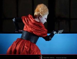 Mariella Devia (Elisabetta) © Javier del Real | Teatro Real
