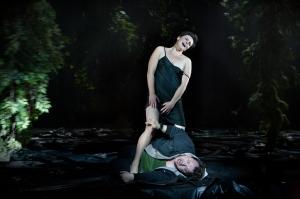 Ausrine Stundyte & Andreas Schager © Opera Vlaanderen/Annemie Augustijns