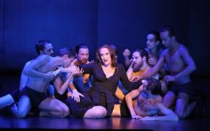 Brenda Rae, Opernballett der Bayerischen Staatsoper © Wilfried Hösl