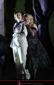 Christine Rice, Karina Gauvin © Teatro Real/Javier del Real