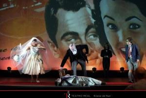 Sonia Prina, Luca Tittoto, Christine Rice, Erika Escribà © Teatro Real/Javier del Real