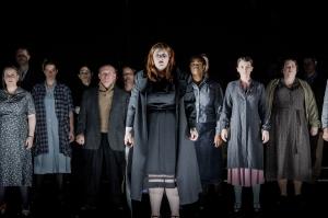 Tamara Wilson, Chorus of English National Opera © ENO/Robert Workman