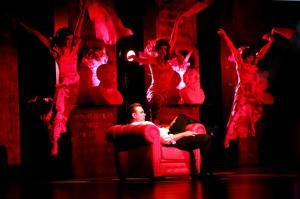 Pavlo Tolstoy & Kraków Opera Ballet © Opera Krakowska / Marek Grotowski
