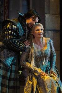 Ivan Thirion & Annick Massis © Opéra Royal de Wallonie /  Lorraine Wauters