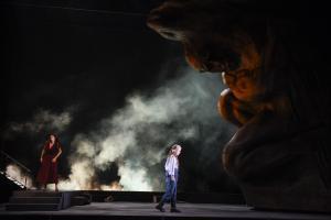 Nicola Beller Carbone & Lise Lindstrom © Opéra de Montréal / Yves Renaud