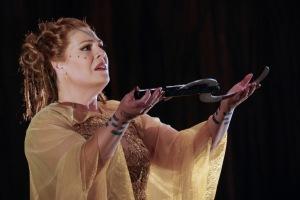 Sondra Radvanovsky as Norma at the Liceu ©Toni Bofill/Gran Teatre del Liceu