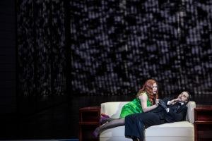 Yekaterina Gubanova & John Relyea © Bernd Uhlig / Opéra national de Paris