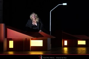 Karina Gauvin as Alcina at the Teatro Real, Madrid © Javier del Real