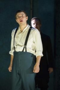 Jonathan McGovern & Stephan Loges in English Touring Opera's Pelléas et Mélisande © Richard Hubert Smith
