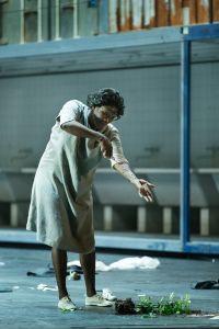 Elizabeth Llewellyn as Suor Angelica in Copenhagen © Miklos Szabo