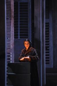 As Carmen in St Gallen © Theater St. Gallen