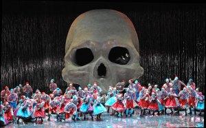 Charles Castronovo, Philharmonia Chor Wien © Andrea Kremper