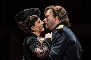 Sarah Connolly & Johan Reuter. Photo: © ROH / Clive Barda
