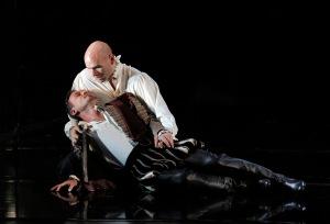 Mariusz Kwiecień & Michael Fabiano © Cory Weaver/San Francisco Opera