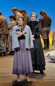 Malin Byström & Karita Mattila © Cory Weaver/San Francisco Opera