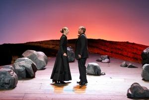 Malin Byström & William Burden © Cory Weaver/San Francisco Opera