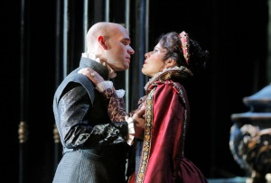 Michael Fabiano & Ana María Martínez © Cory Weaver/San Francisco Opera