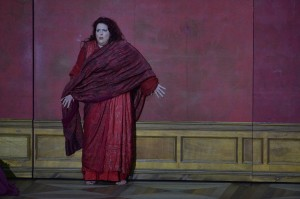 As Azucena at the Salzburger Festspiele. Photo used with the kind permission of Miss Lemieux.