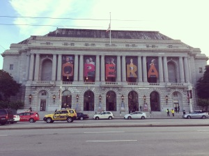 The War Memorial Opera House in San Francisco, taken in June 2016 © operatraveller.com