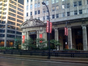 The Civic Opera House, Chicago - home of Chicago Lyric Opera © Subbu Arumugam
