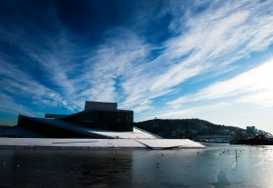 The Oslo Opera House. Photo: © Erik Berg.