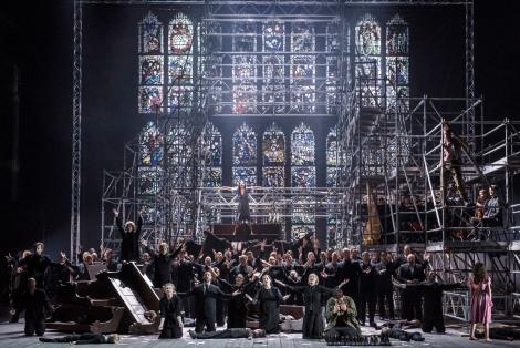 Natalia Tanasii, Operakoret, Johannes Kammler, Evan LeRoy Johnson © Erik Berg