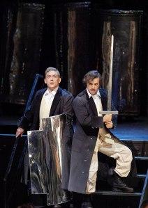 Bror Magnus Tødenes & Gabriel Bermúdez © Wiener Staatsoper  / Michael Pöhn