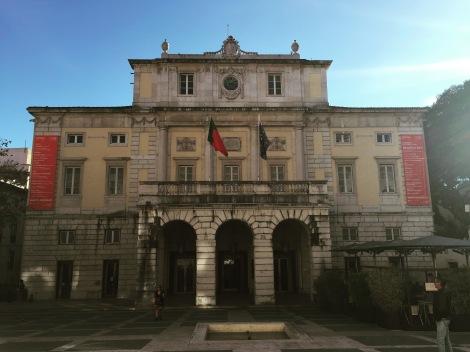 The Teatro Nacional de São Carlos in Lisbon © operatraveller.com