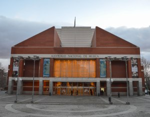 The Auditorio Nacional de Música in Madrid © Francisco