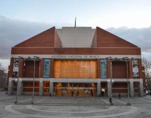 The Auditorio Nacional de Música in Madrid © Francisco