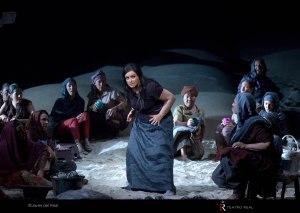 Ricarda Merbeth, ladies of the Coro Titular del Teatro Real © Javier del Real / Teatro Real